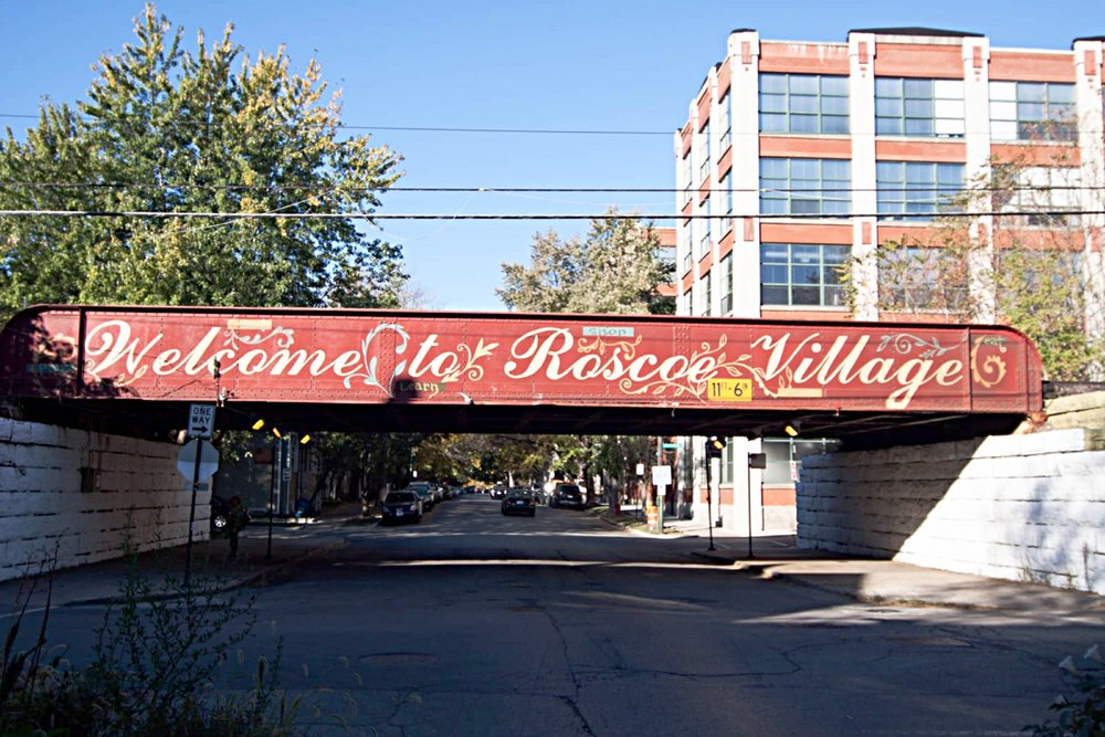 "Roscoe Village - Chicago's ""Village Within The City,"" is a vibrant yet peaceful neighborhood located in the center of the city's North Side. Home to over 6,200 residents, and site to some of the steadiest growth in all of the North Center community area, Roscoe Village's tree-lined residential streets and core of shops and restaurants offer a thriving, community-oriented environment."