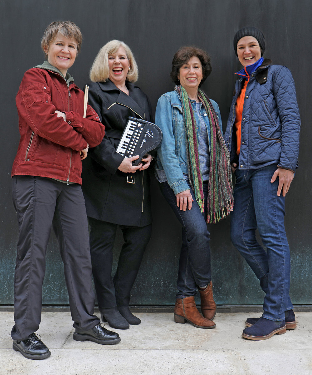 Ladies Day Jazz Quartet -