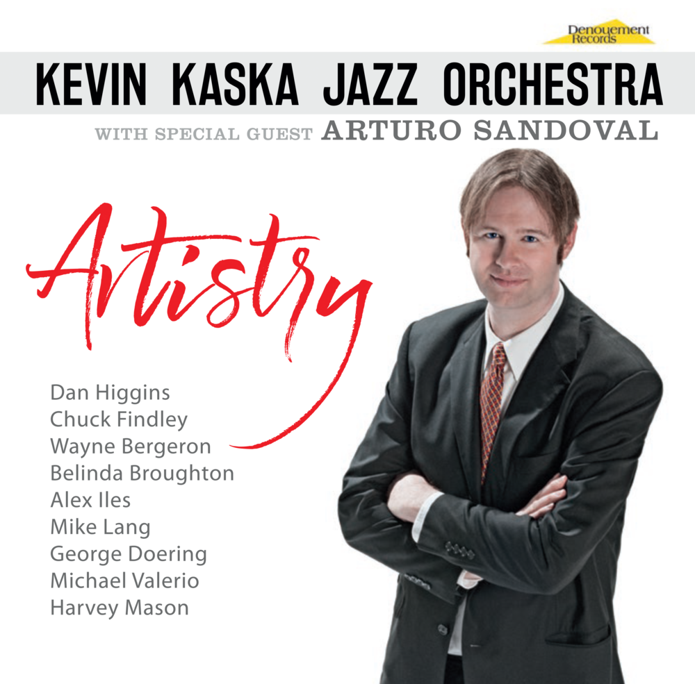kevin Kaska_Artistry Cover.png