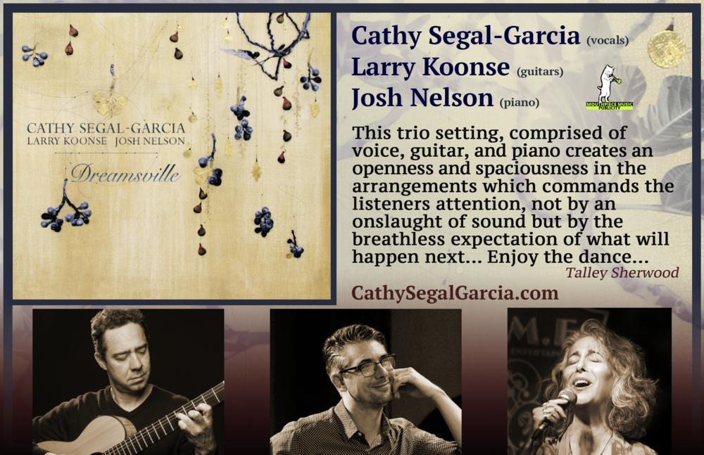 Cathy Segal Garcia - Dreamsville