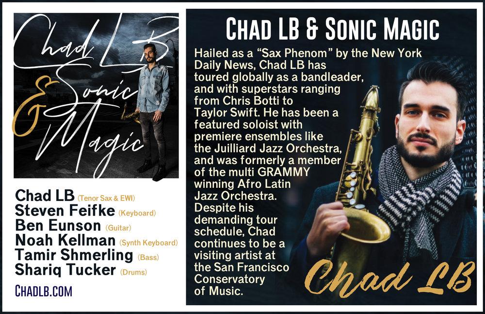 Chad LB & Sonic Magic