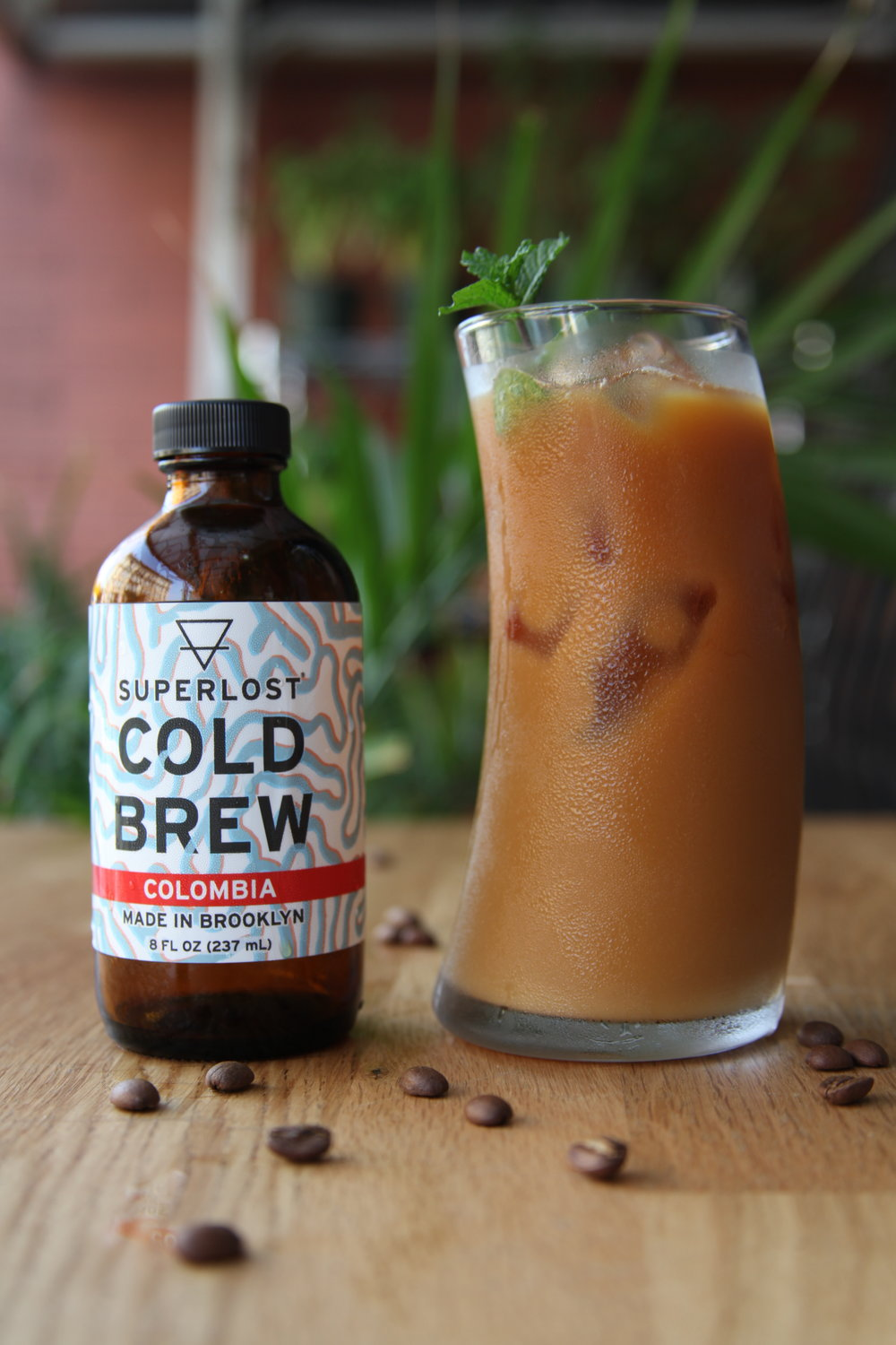 Mint Cold Brew