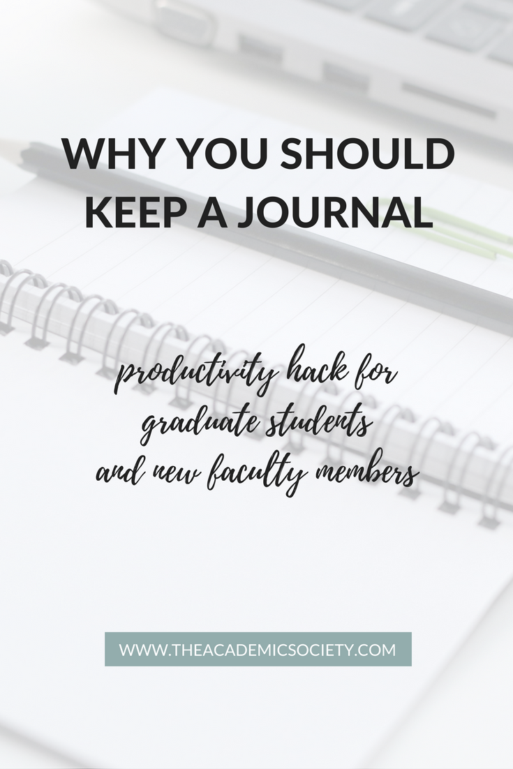Productivity hack for new faculty members and graduate students | The Academic Society