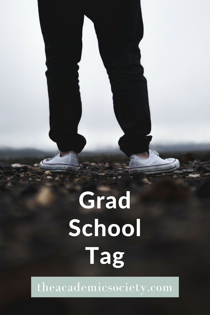 Awkward and Embarrassing Grad School Stories | The Grad School Tag