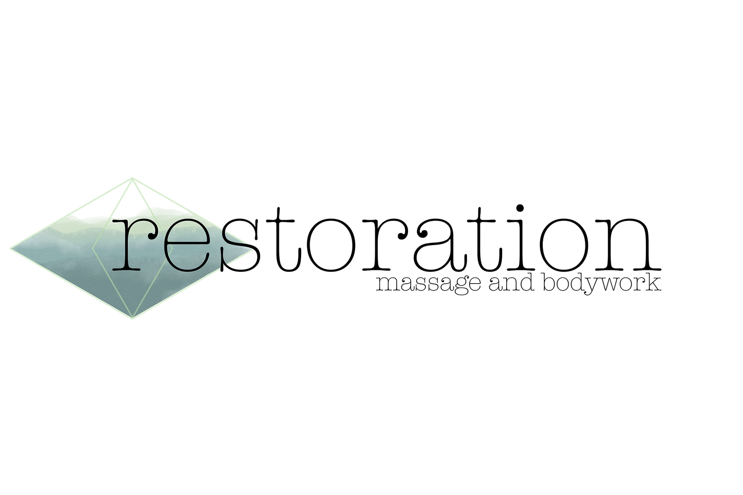 restoration: massage and bodywork.