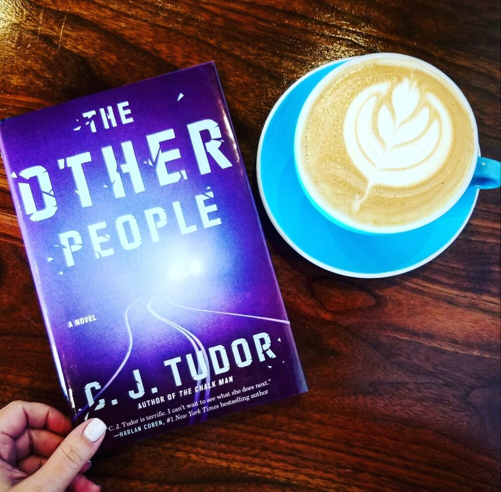 The Other People Cj Tudor