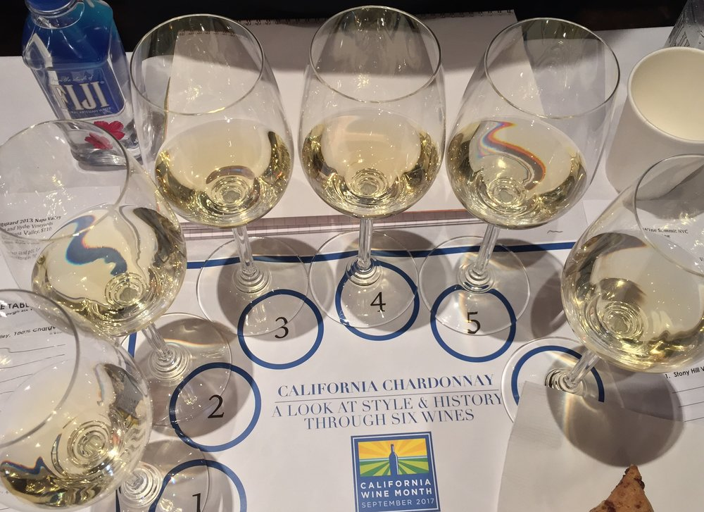 Checking in on California Chardonnay - Where will the Golden State's most-planted grape take California winemaking? September 2017