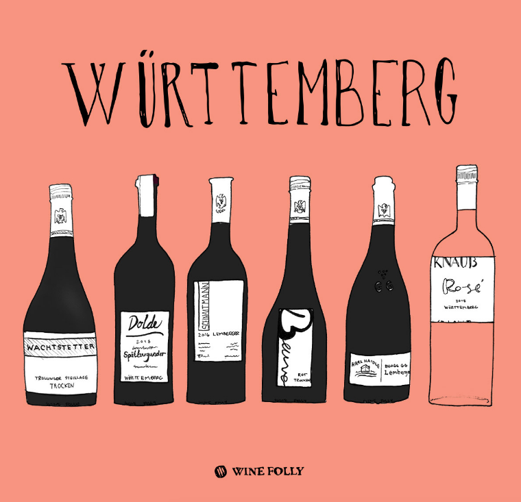 Württemberg Wine Guide - Explore this insider hotspot for German reds and Rieslings. April 2018
