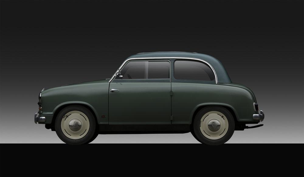 1954 Lloyd LP400