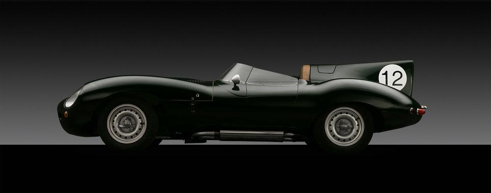 - D-Type Jaguar Long Nose