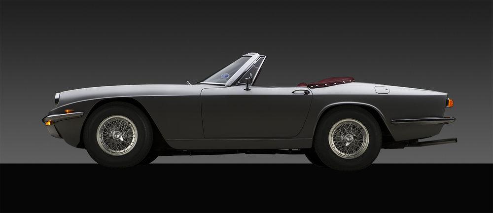 - 1968 Maserati Mistral