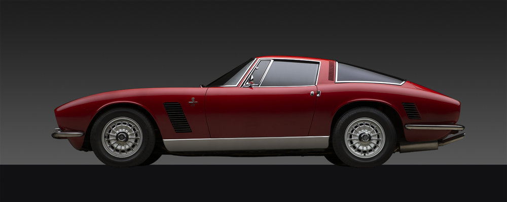 - 1968 Iso Grifo