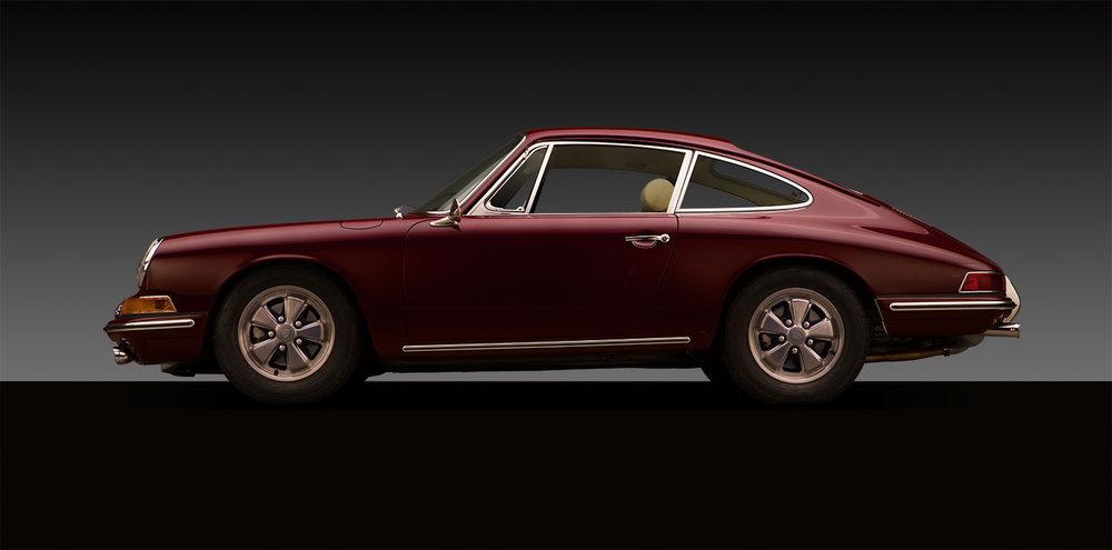 - 1966 Porsche 911