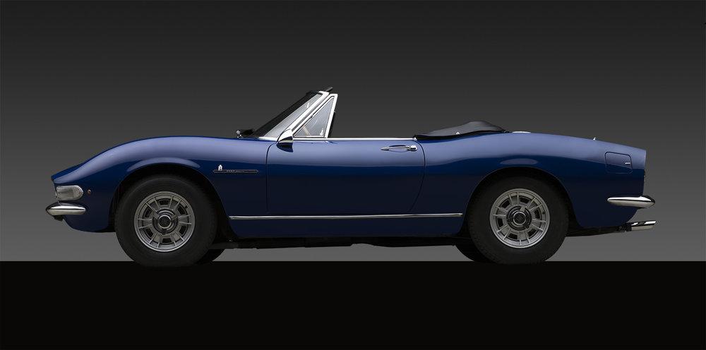 - 1967 Fiat Dino