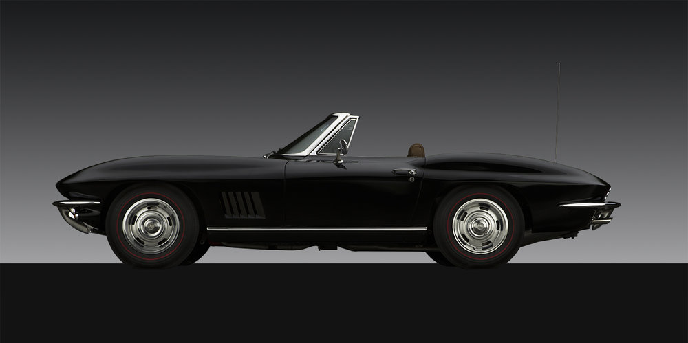 - 1967 Duntov Corvette StingRay