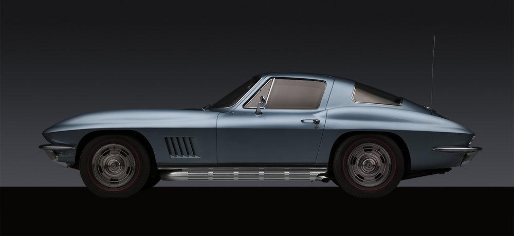 - 1967 Corvette Stingray