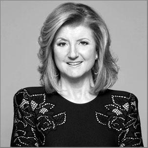 Arianna Huffington, Founder & CEO, Thrive Global
