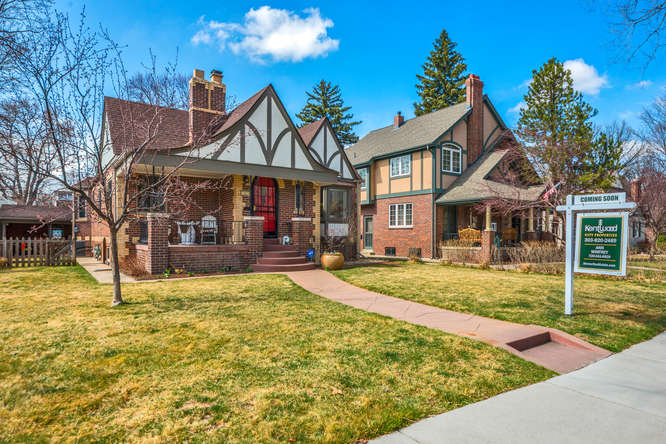 1029 S Columbine - $850,0004 beds, 2 baths2,651 sqftStorybook CharmingSweetest SellerCosmic ConnectionsBonnie Brae Gained a Great NeighborFront Porch Pig Included In Sale