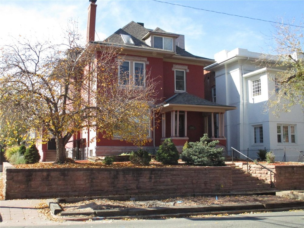 1305 Downing St #201 - $385,0001,231 sqft2 beds, 1 bathFirst Time HomebuyersEntire First Floor of 1903 Denver SquareAll