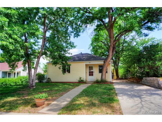 1620 S. Zuni St. - $297,0001,106 sqft3 beds, 1 bath7,040 sqft lotKiller BackyardFirst Time Home BuyerHappy Great Dane