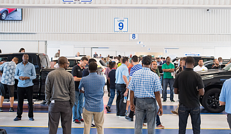 Bel Air Auto Auction's all-new auction which opened in September of last year combines state-of-the-art facilities and award-winning service