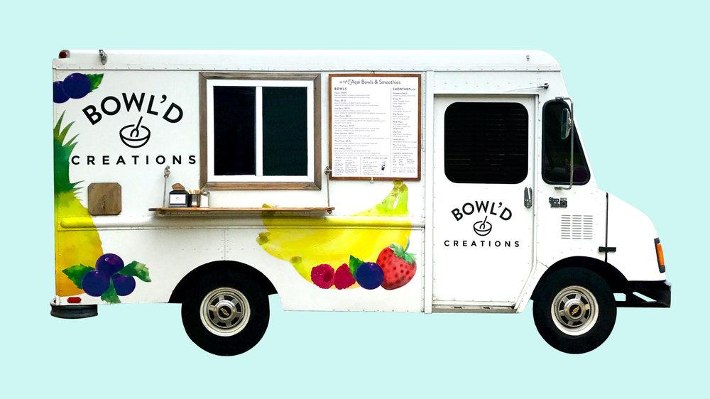 Bowl'd Creations Branding