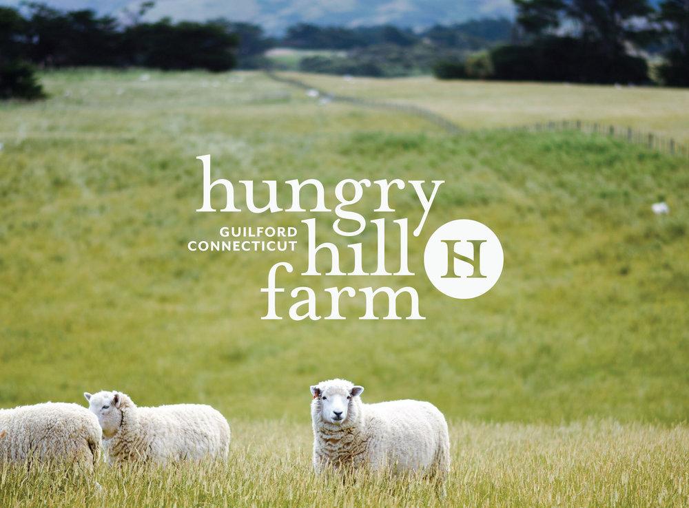Hungry Hill Farm Branding
