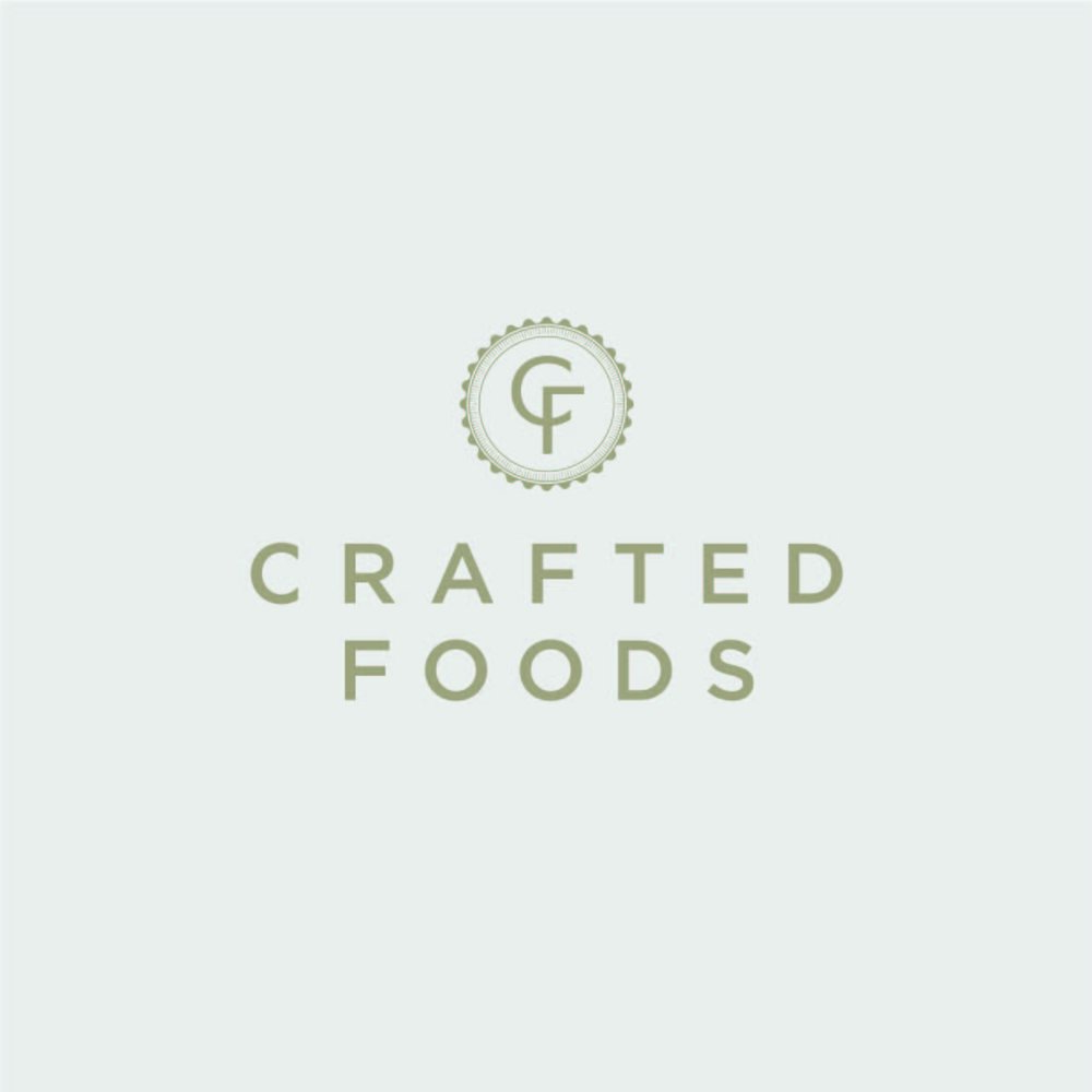 Crafted Foods Branding