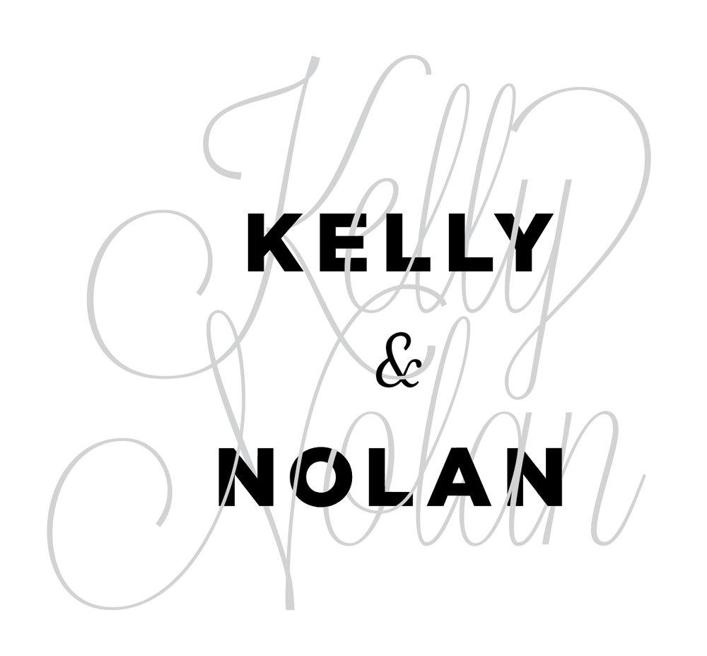 Kelly & Nolan Typography