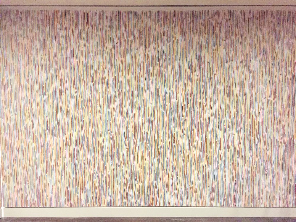 Wall Drawing #768