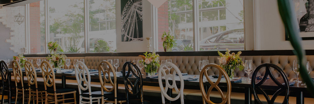 Host your next event at native -