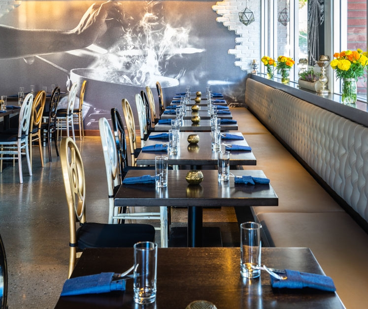 North End Dinner - Up To 40 GuestsReserve the entire north end of the dining room at Native for a semi-private dining experience.Perfect for a seated dinner of up to 40 guests.Option to add a cocktail hour on the Patio before dinner.