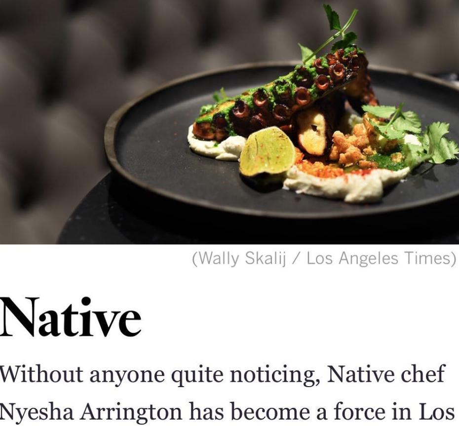 LA Times 101 Favorite Restaurants
