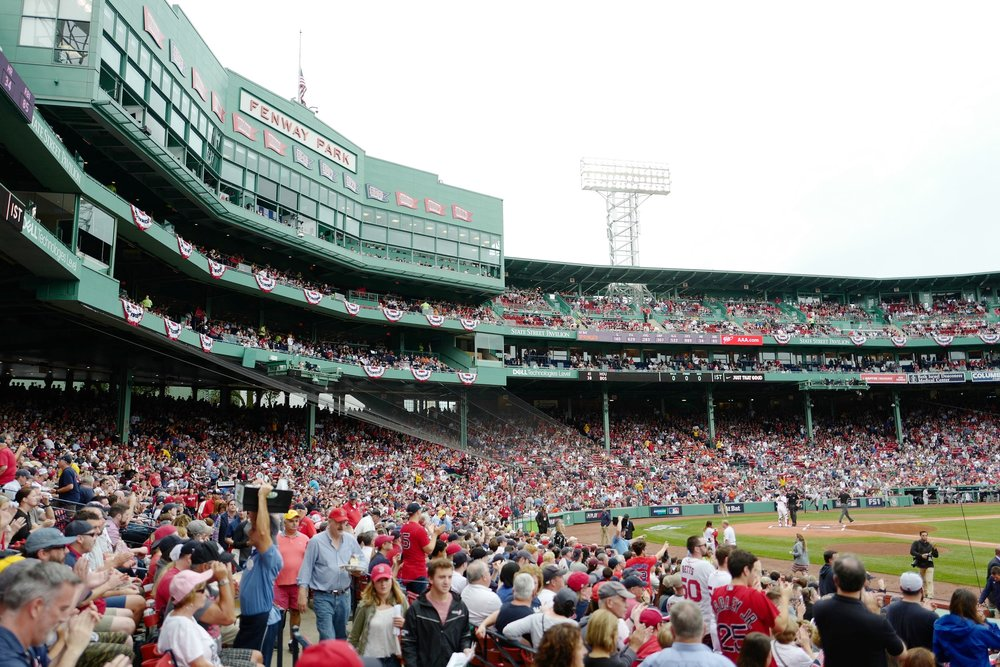 A Day At Fenway- Travel- A Briutiful Life