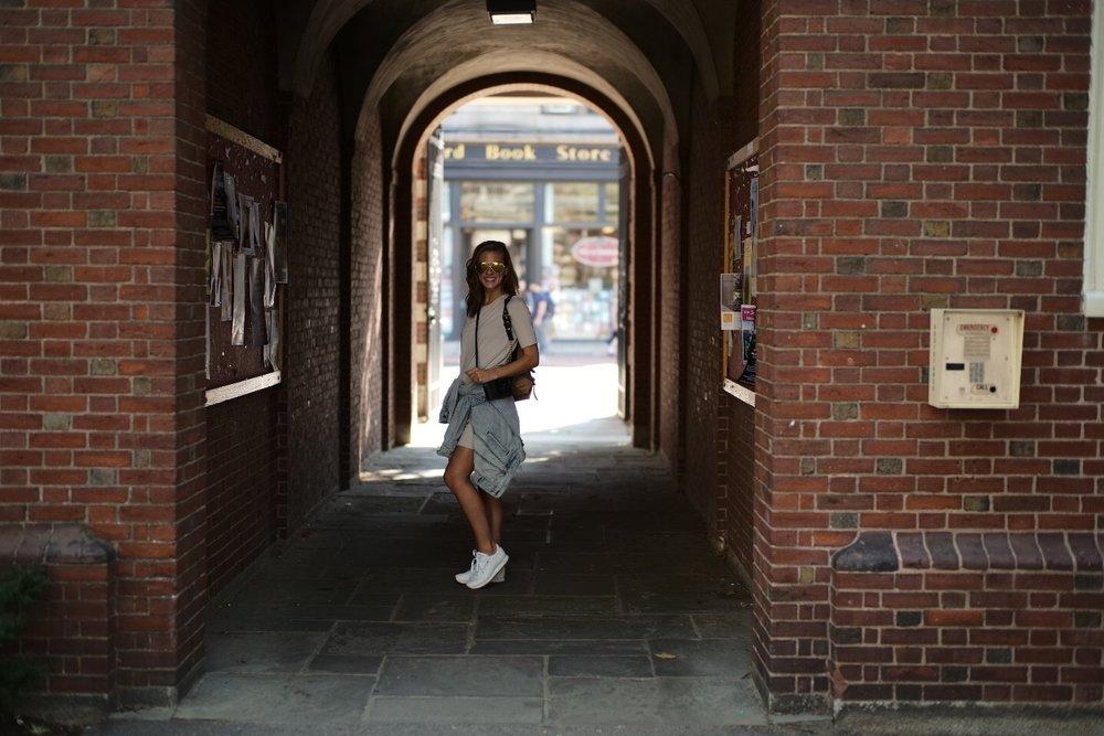 Harvard Campus- Travel - A Briutiful Life