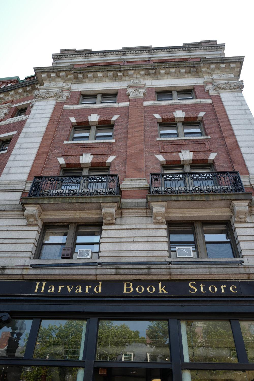 Harvard Campus- Travel- A Briutiful Life