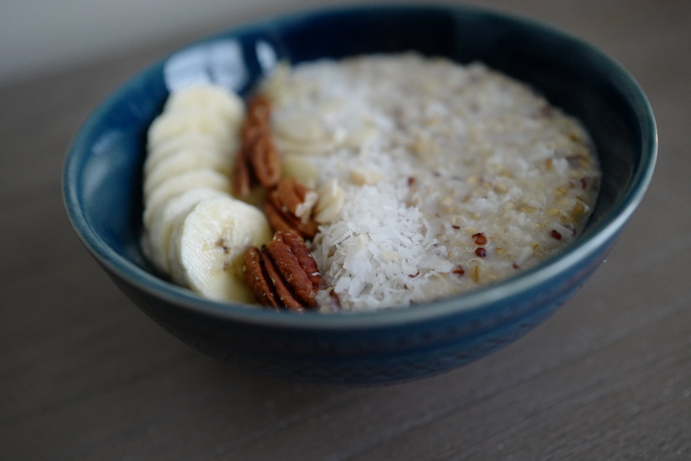 Quinos Coconut Porridge- Food- A Briutiful Life