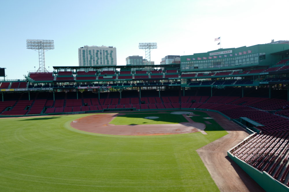 A Day At Fenway- Travel - A Briutiful Life