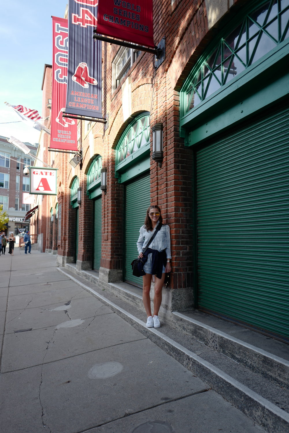 A Day At Fenway - Travel - A Briutiful Life