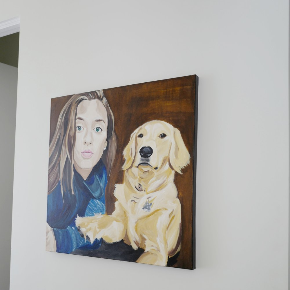 Pet Portraits- Home- A Briutiful Life