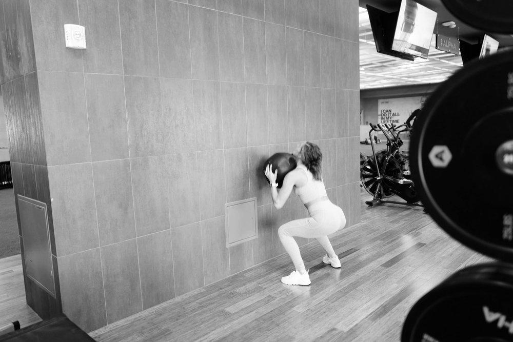 30 minute AMRAP Workout- A Briutiful Life- Fitness