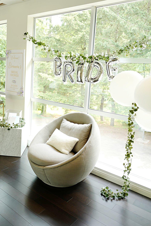 Host a Bridal Shower -
