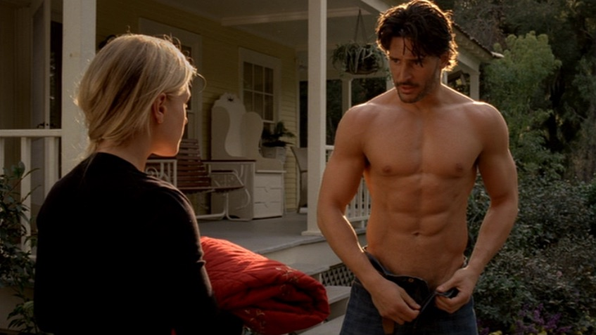 True Blood (Alcide shirtless with Sookie).jpg