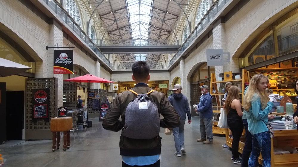 Roam to San Francisco
