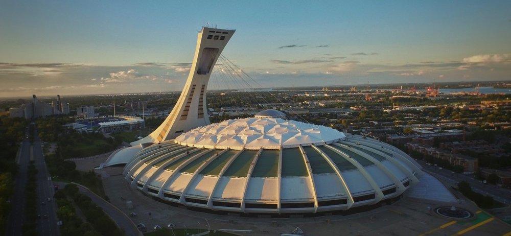 Olympic Stadium Montreal    - Hochelaga Maisonneauve