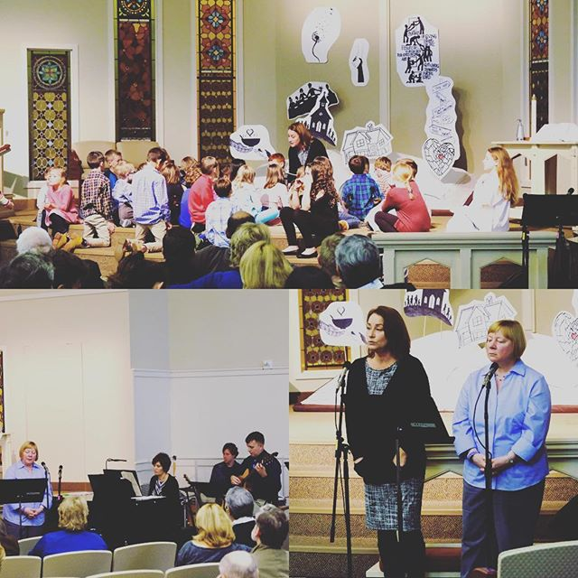 Wonderful All Saints Day celebration and remembrance with our church community. #methodistchurcheg #eastgreenwichri #churchfamily #churchcommunity