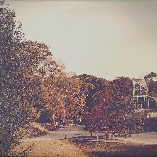 Beautiful fall afternoon in RI. We hope you are enjoying your weekend too! #methodistchurcheg #eastgreenwichri #beautifulchurch