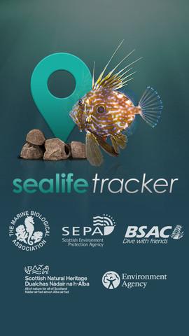 Sealife tracker