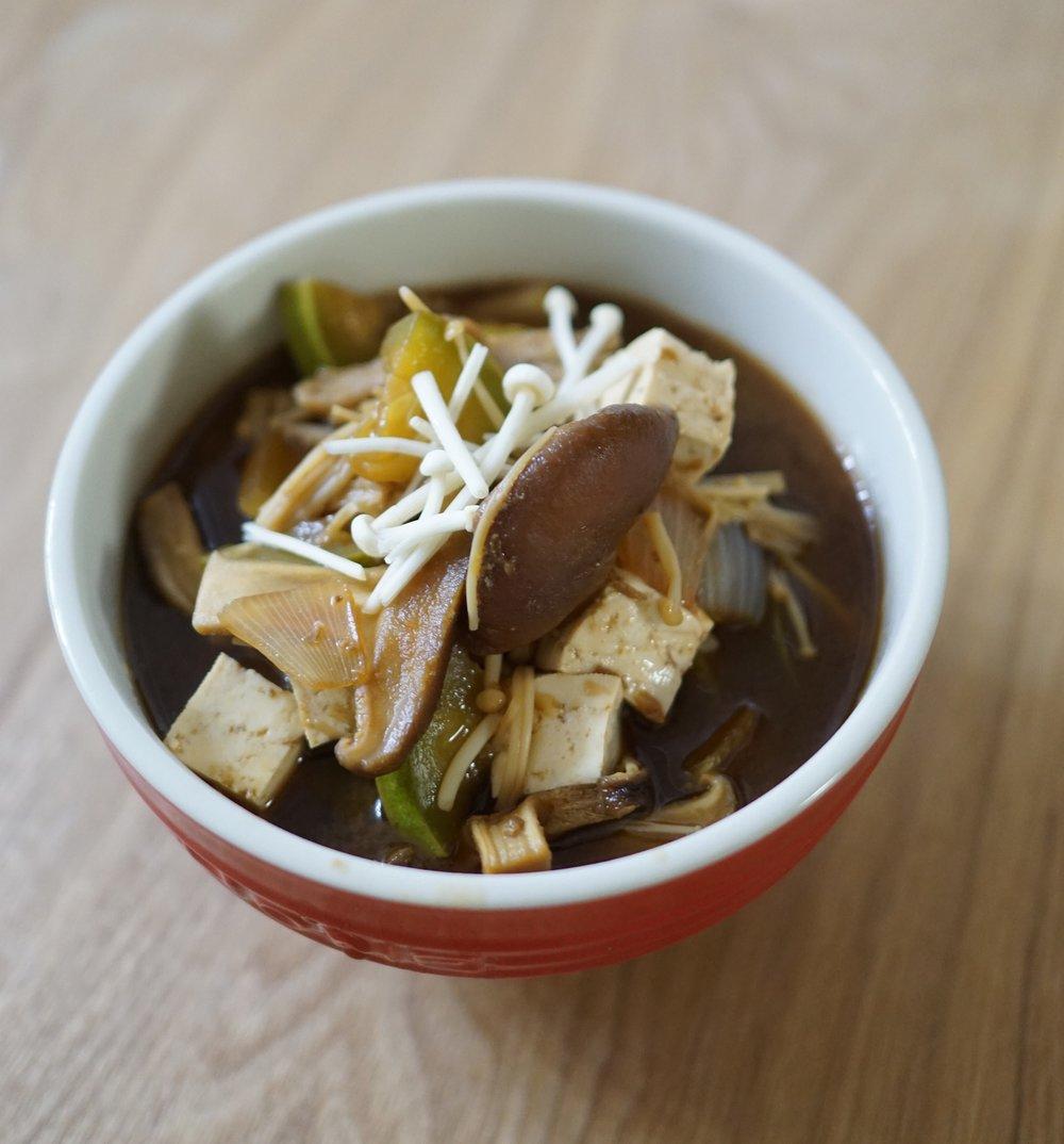 Korean miso soup - yummy! Credit  TapisRouge/Pixabay  (CC0)