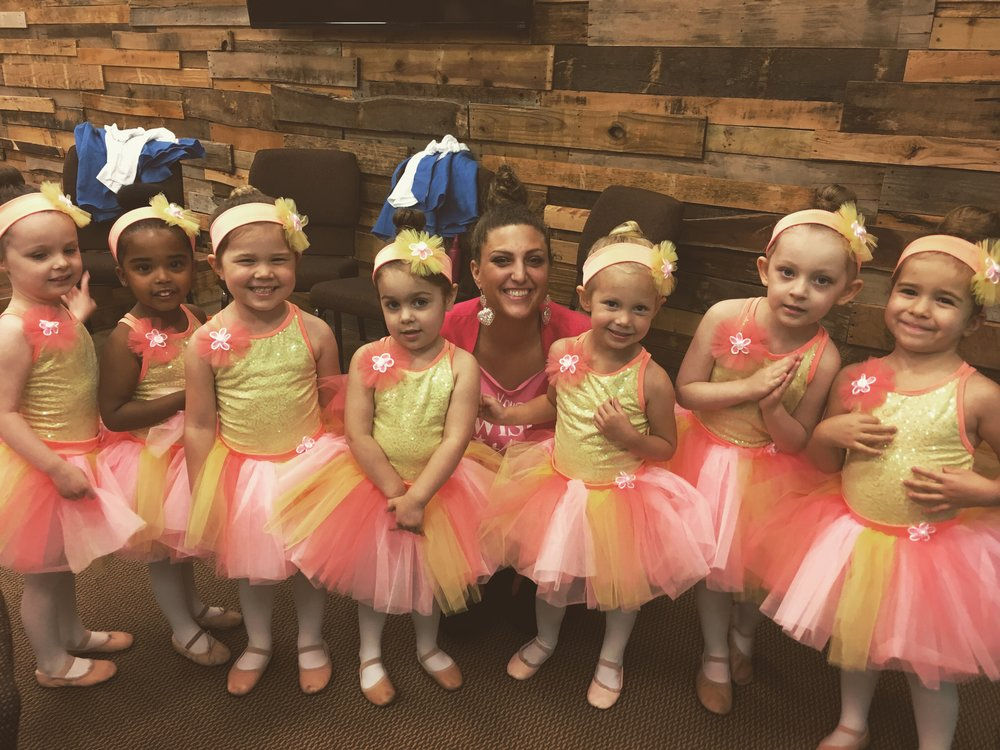 Dance imagination - www.danceimagination.com for more information on children's dance classes. Look for Ms. Holly's upcoming dance classes!